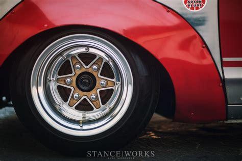 Paket Wheels Datsun 620 works style landon brown s 1973 datsun 620 stanceworks