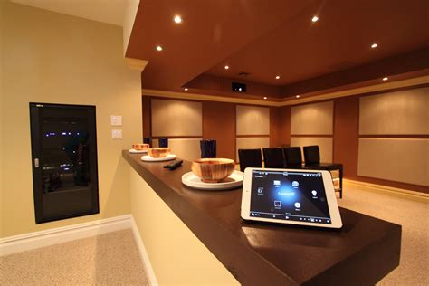 lightingan important component   home theater