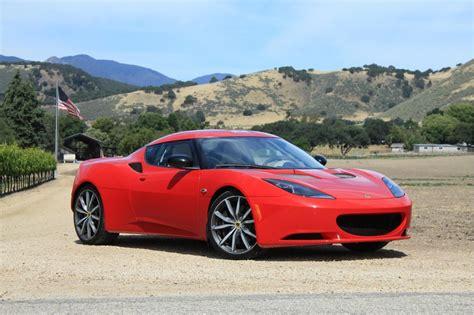 2011 lotus evora s drive