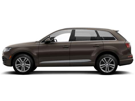 Build Audi Q7 by Build 2018 Audi Q7 2 0 Tfsi Quattro Komfort Price And