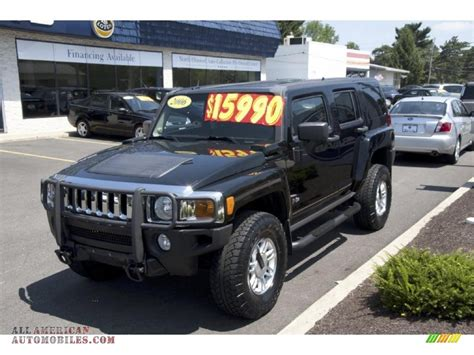 blacked out hummer h3 for sale images