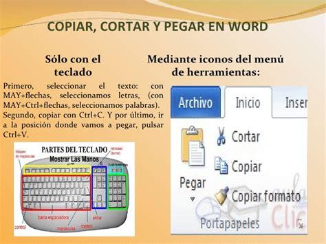 seleccionar varias imagenes word 2007 copiar cortar y pegar en word