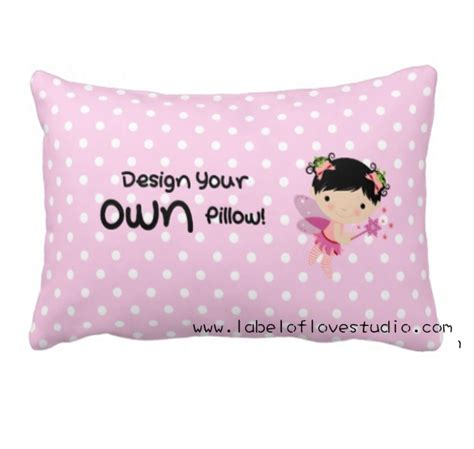 Design Your Own Pillow With Pictures by Hoosh The Owl Beansprout Pillow Label Of Studio