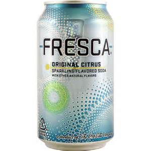 Buy fresca original citrus 12 fl oz 355 ml american soda