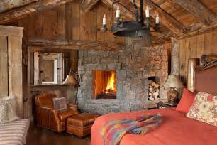 home design story rustic stove spanish peaks cabin a rustic gateway to big sky s