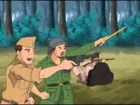 serangan umum 1 maret part 5 animasi perjuangan