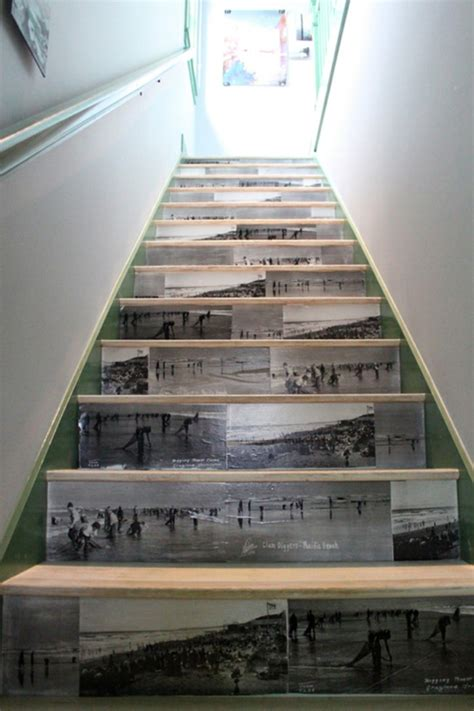 Wallpaper For An Excellent And Original Staircase Design