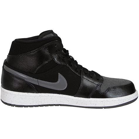 Nike Mid Premium nike sneaker air 1 mid premium schwarz rot hier