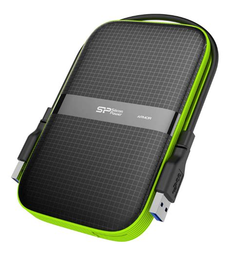 silicon power rugged silicon power unveils the armor a60 rugged usb 3 0 portable drive techpowerup