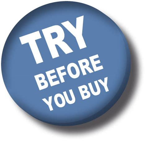 Try Before You Buy 3 by Try Before You Buy Business Owner Survival Kit