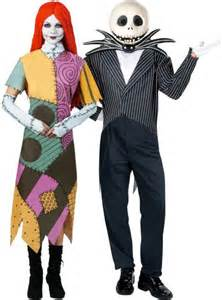 party city halloween catalog 2012 sally and jack skellington nightmare before christmas