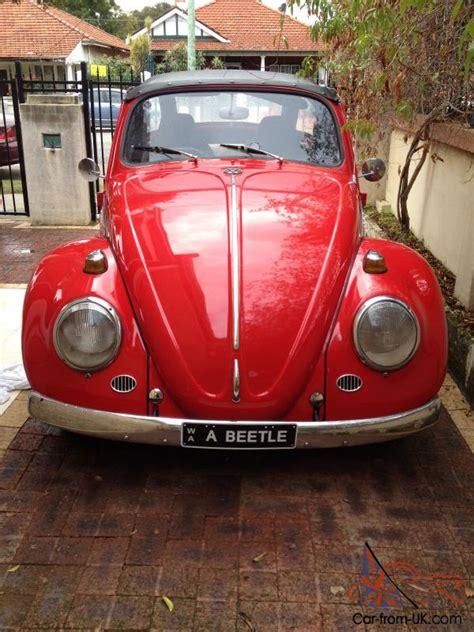 volkswagen beetle  perth wa