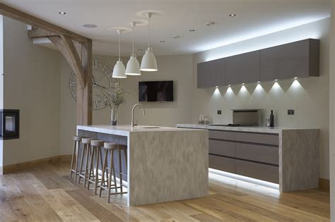 bespoke kitchens ideas 13 lustrous kitchen lighting ideas to illuminate your home