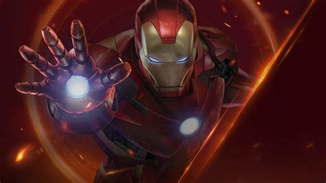 iron man blaster macbook pro retina hd