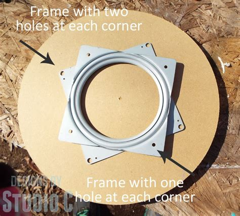 installing lazy susan corner cabinet how to install lazy susan hardware