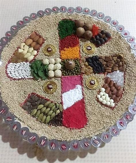 Aarti Thali Decoration Ideas for Ganpati   Aati Thali