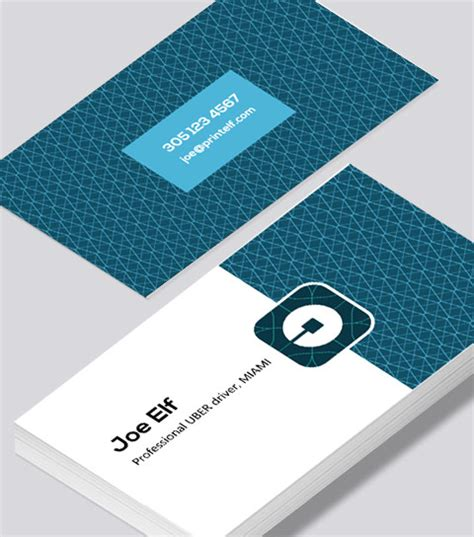 free uber business card templates uber business cards images business card template