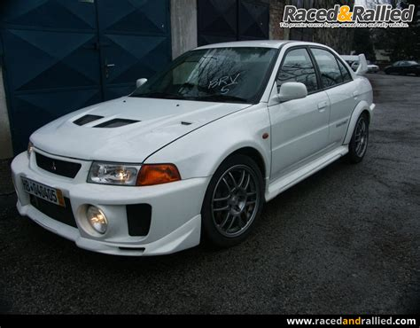 mitsubishi lancer evo 5 mitsubishi lancer evo 5 gsr rs teile 390ps