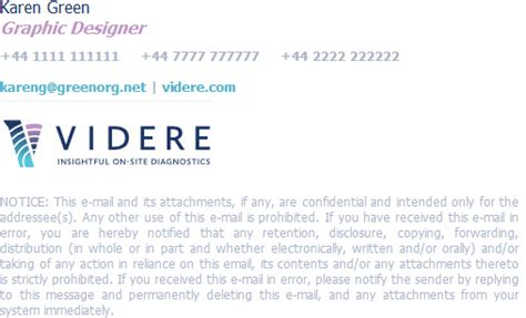 free email disclaimer template email signature templates text based the email