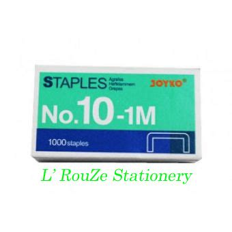 Pen Paper Isi Staples Kenko Kecil No 10 1m supplier alat tulis kantor stationery dan office supplies