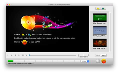 best dvd burner mac what s the best dvd authoring software for mac