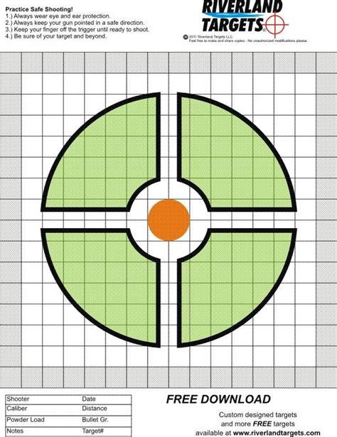printable targets for iron sights 42 best printable targets images on pinterest shooting