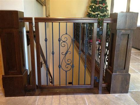 Safety Gates For Stairs With Banisters 6774122753 C186b51518 Z Jpg