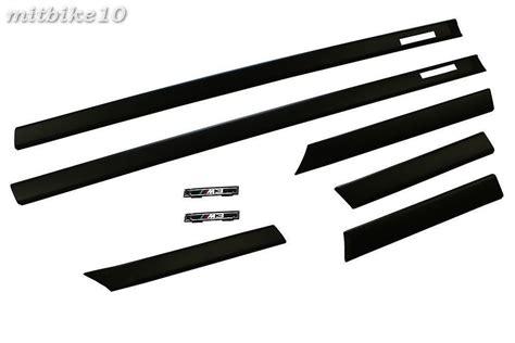 Bmw E46 E39 Door Side Moulding Trim Kancing List Pintu Luar 92 98 bmw e36 m3 3 series coupe 2d 2 door side molding moulding trim ebay