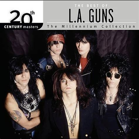 L A Guns 20th century masters the millennium collection the best