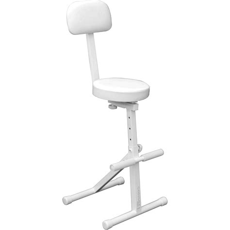 Adjustable Chair Design Ideas Odyssey Innovative Designs Adjustable Dj Chair White