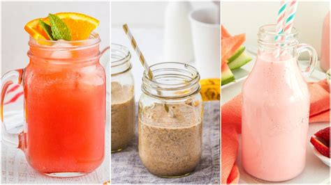 3 Healthy Kid Drink Options