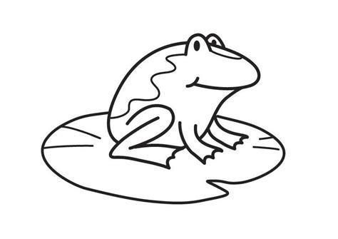 imagenes para colorear rana dibujo para colorear rana img 17874