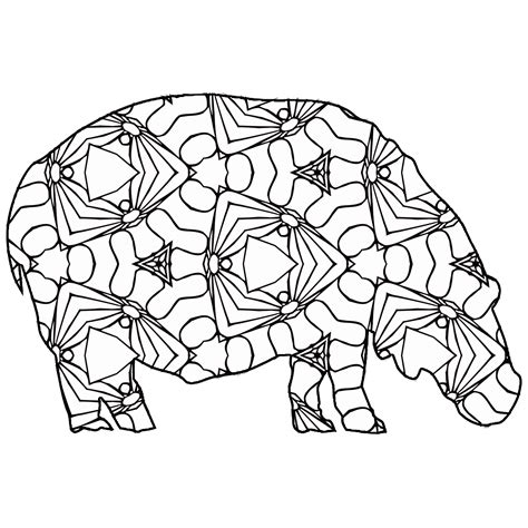 geometric coloring pages animals animal geometric coloring pages liste gen fine