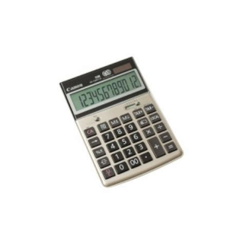 Canon Hs 1200tcg Calculatrice De Bureau Calculatrices Calculatrice De Bureau