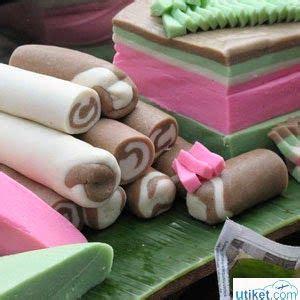 Kue Keranjang Di Jawa Tengah jual tiket pesawat kue tradisional getuk getuk atau dalam bahasa jawa disebut dengan gethuk