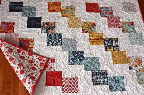 Falling Charms Quilt Pattern by Falling Charms Baby Quilt Or Quilt By Mulberrypatchquilts