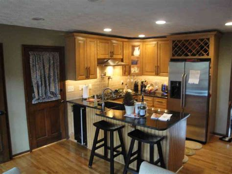 Kitchen Cabinet Remodel Cost by Stunning Kitchen Cabinet Remodel Cost Greenvirals Style
