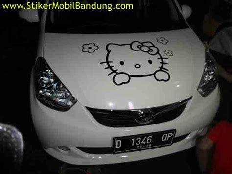Sticker Land Rover Landrover Pintu Mobil 60 Cm Road Stiker portofolio stiker mobil bandung