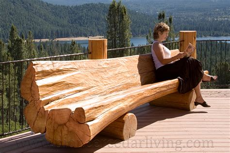 how to build log bench pin building a log bench on pinterest