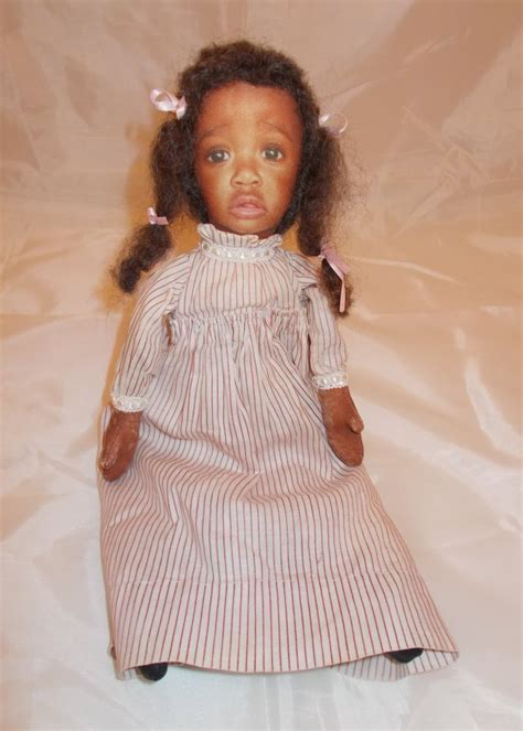 black judy doll the of collecting black dolls part two ruby