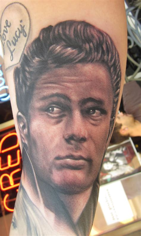 james dean tattoo dean by hatefulss on deviantart
