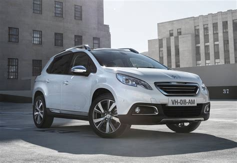 peugeot crossover image gallery peugeot 2008 crossover