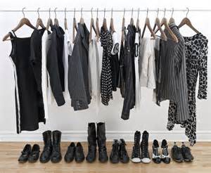 kleider garderobe how to build a minimalist wardrobe thefashionspot