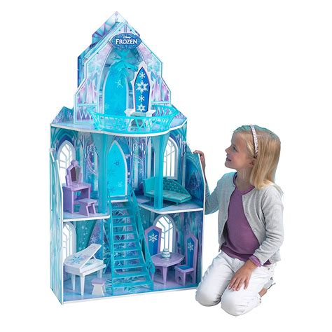 frozen doll houses coolest christmas gift for a 5 year old girl