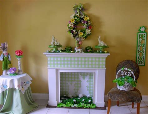 Easter Mantel Decorations by 20 Easter Fireplace Mantel Decorations Godfather Style