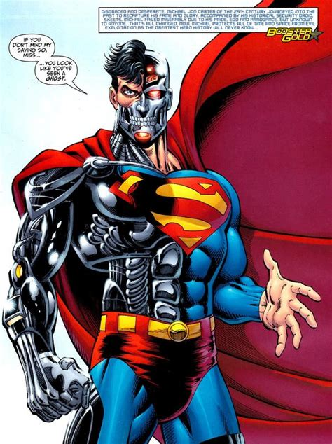 Shoo Makarizo Mk3 image cyborg superman jpg superpower wiki fandom powered by wikia
