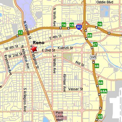 Rub Maps Las Vegas by Reno Nevada Map Related Keywords Amp Suggestions Reno