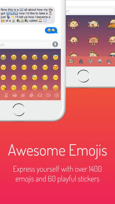 keyboard themes for ipod touch next keyboard beautiful themes new emojis stickers by