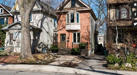 what an average priced toronto house looked like in march