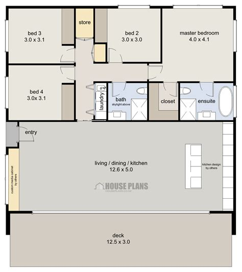 zen lifestyle 6 4 bedroom house plans new zealand ltd new 4 bedroom house plans 187 4 bedroom house plans home